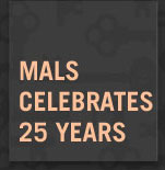 MALS 25th Anniversary Invite